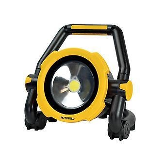 Faithfull Power Plus Rechargeable LED Work Light 30W JF8300-30W