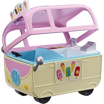 Peppa Pig Mini Ice Cream Van Playset