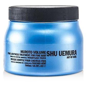 Muroto Volume Pure Lightness Treatment (voor fijn haar) 500ml of 16,9oz