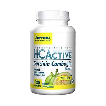 Jarrow Formler HCActive Garcinia Cambogia, 180 Kepsar