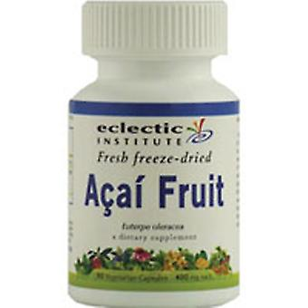 Eclectic Institute Inc Acai Fruit, 90 Caps