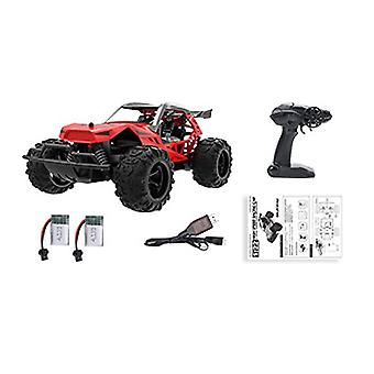 Racing Rc Car, Rock Crawler Radio Control Kuorma-auto (punainen Rc Truck)
