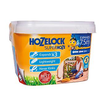 Hozelock Superhoze Expanding Hose Set 30m 8230 8000