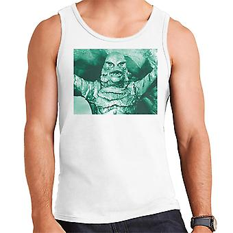 The Creature From The Black Lagoon Cave Scene Men's Vest