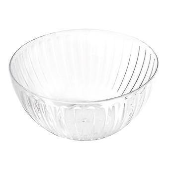 What More Roma Bowl Small Clear Acrylic 20580