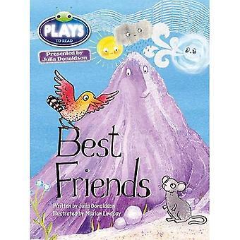 Julia Donaldson Plays Green/1B Best Friends 6-pack (BUG CLUB)