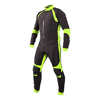 Skydiving freefly suit lime se-08