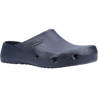 Birkenstock Mens Birki Air Antistatic Slip On Mule Sandals