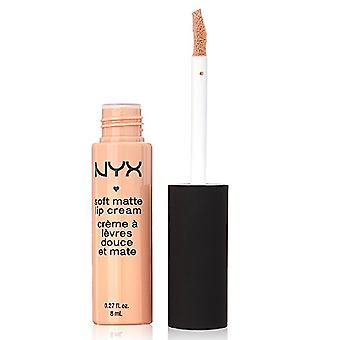 NYX Professional Makeup Soft Matte Lip Cream, High-Pigmented Cream Lipstick, Cairo, 8 mL