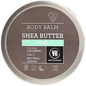 Urtekram Organic Shea Butter Lip Balm 4.8g x10
