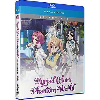 Myriad Colors Phantom World: Complete Series [Blu-ray] USA import