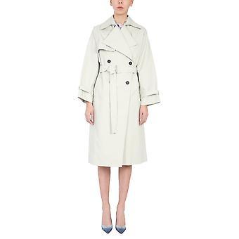 Iro Wp01benoitbei3721s Women's Beige Cotton Trench Coat