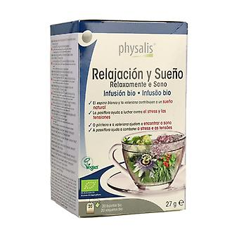 Relax and Sleep Infusion Bio 20 units