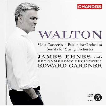 Walton / Ehnes / BBC Symphony Orch - Viola Concerto / Partita for Orchestra [SACD] USA import