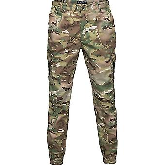 Men Fashion Streetwear Casual Jogger Pants Tactical Military Trousers