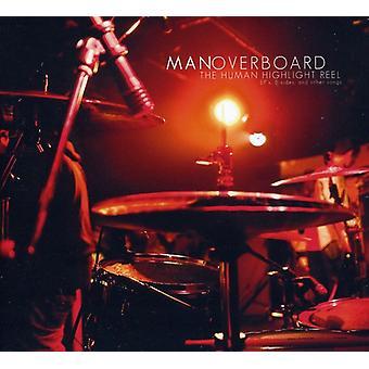 Man Overboard - Human Highlight Reel [CD] USA import