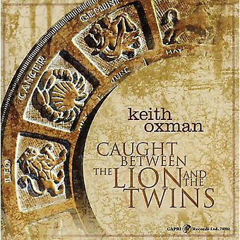Keith Oxman - Caught Between the Lion & the Twins [CD] USA import