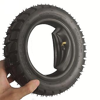 Tire 255x80 10 Inch Off-road Tire Inner/outer Cross-country Tire Non-slip And