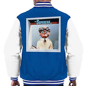 Supercar Dr Horatio Beaker Men's Varsity Jacket