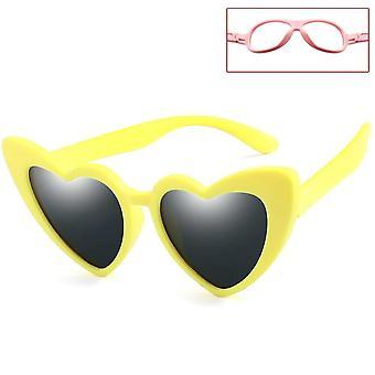 Lunettes de soleil polarisées pour enfants, lunettes de sécurité flexibles pour bébé