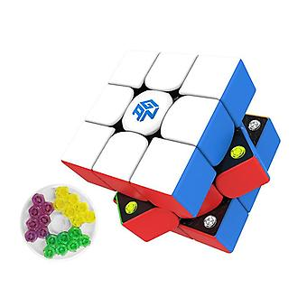 Magnetism Magic Puzzle Cube, Professional Competition, Ges Magnetic Speed