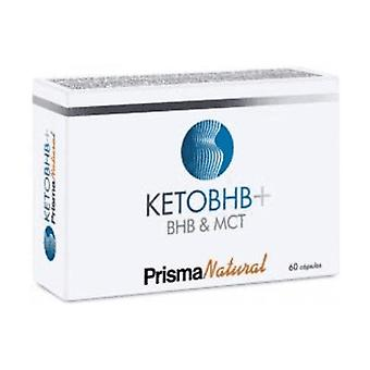 KETOBHB 60 capsules of 548mg