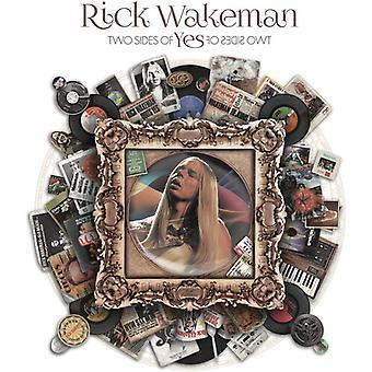 Wakeman,Rick - Two Sides Of Yes (White Vinyl) [Vinyl] USA import