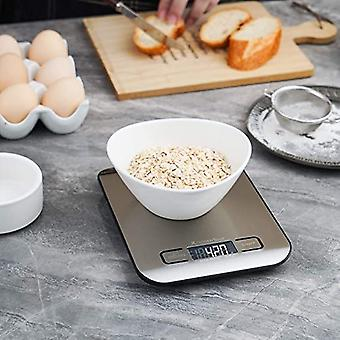 Balance alimentaire, 5kg 11lb Multifunction Digital Kitchen Scale With 1g 0.01oz Precise Graduation