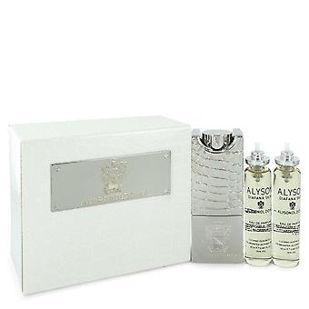 Diafana Skin Eau De Parfum Navulbare Spray bevat 3 x 20ml navulbare verstuiver door Alyson Oldoini 2 oz Eau De Parfum Navulbare Spray Bevat 3 x 20ml navulbare en navulbare verstuiver