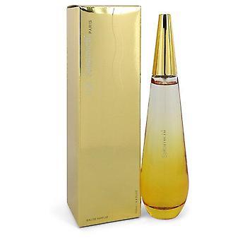 Ice Gold Eau De Parfum Spray By Sakamichi 3.4 oz Eau De Parfum Spray