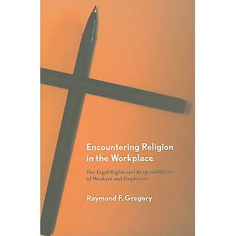 مواجهة الدين في مكان العمل - الحقوق القانونية و Responsi