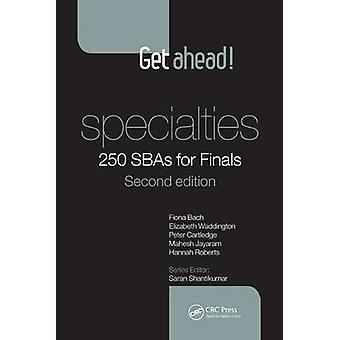 Specialties - 250 SBAs for Finals (2nd Revised edition) by Fiona Bach