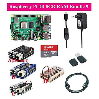 Original Raspberry Pi 4 Model Kit