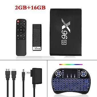 Tv Stick Android, Box Amlogic, Mini Pc Wifi, Bluetooth Media Player