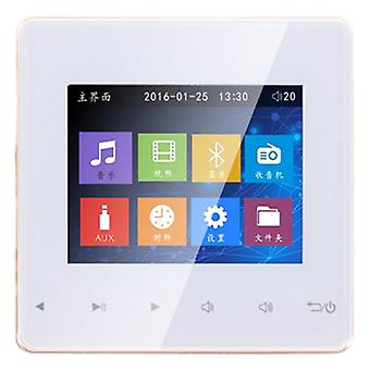 Bluetooth Smart Control Music System  (white Bundle 1)