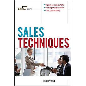 Sales Techniques by William Brooks