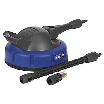 Sealey Pwa09 golv borste med rengöringsmedel Tank för Pw3500 Pw4000 och Pw5000