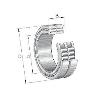 INA SL185017-A Cylindrical Roller Bearing