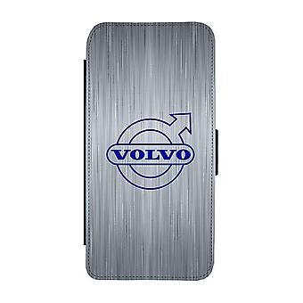Volvo Logo Samsung Galaxy A32 5G Brieftasche Fall