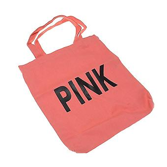 Canvas Tote Travel Painting Bag Concise Letter Printing Shoulder Cloth Bags Eco