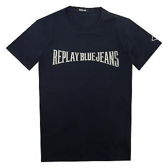Uusinta paidat Sininen Farkut TShirt