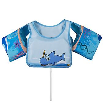 1pc Learning Swimming Vest Childrens Life Cartoon Swimming Buoyancy Vest Childrens Life Jacket