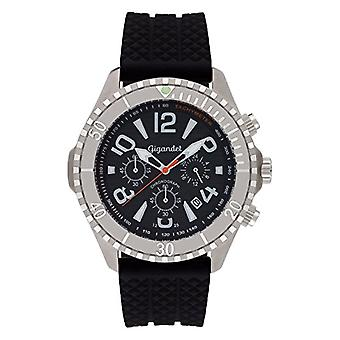 Gigandet Aquazone Montre Homme Quartz Chronographe Analogique Date Noir G23-002