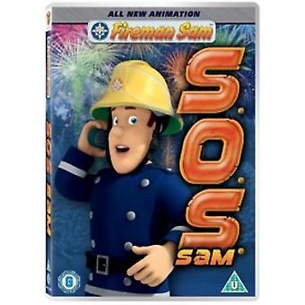 Fireman Sam SOS Sam DVD
