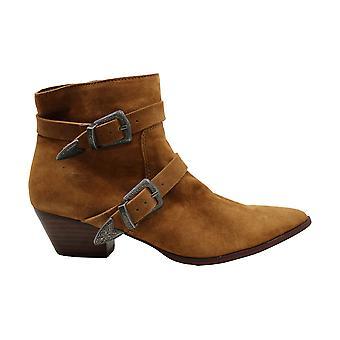 Steve Madden Femmes Brassard Cuir Pointu Orteil Cheville Boots De Mode