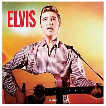 Elvis Presley - Elvis Röd Vinyl