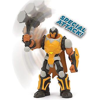 Lord Titano (Gormiti) Deluxe Action Figur