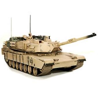 Hobby Engine M1A2 Abrams Battle Tank - Woestijn