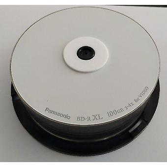 Disco de Ray Bd-r Xl 100gb Triple Layer Bluray Dvd Bdr 100g 2x-4x