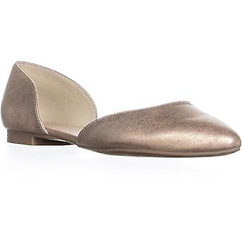 Indigo Rd. Womens Griff2 Fabric Pointed Toe Ballet Flats
